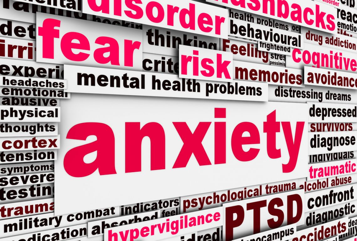 Generalized Anxiety Disorder Support